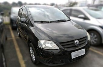 Volkswagen Fox 1.6 4P PLUS FLEX Flex 2004