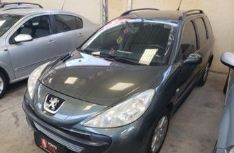 Peugeot 207 Hatch 1.4 XR FLEX Flex 2011