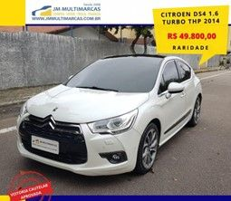 Citroen DS4 1.6 THP 155 TURBO AUTOMÁTICO Gasolina 2014