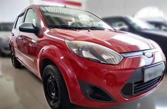 Ford Fiesta Hatch 1.0 4P FLEX Flex 2012