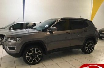 Jeep Compass 2.0 16V 4P LIMITED TURBO DIESEL 4X4 AUTOMÁTICO Diesel 2020