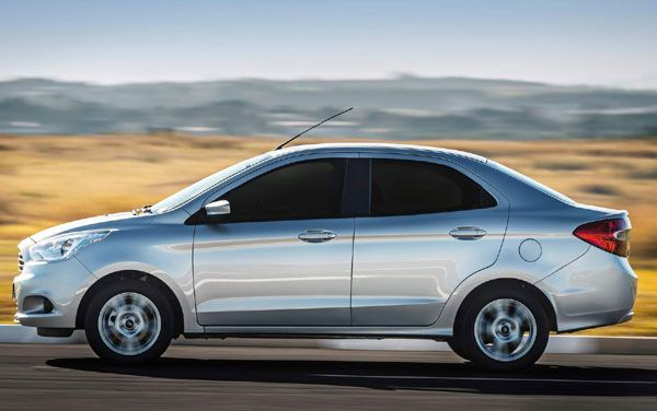 Novo Ford Ka+ Sedan - Pre�os do modelo partem de R$ 37.890