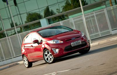 Ford New Fiesta Hatch - Modelo custa R$ 48.950