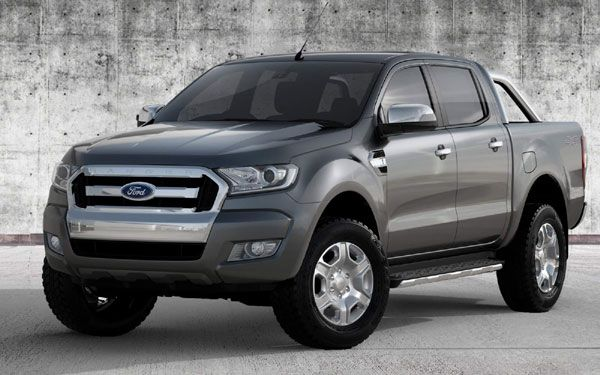 nova ford ranger 2016 foto e v deo oficial s o divulgados infocarro. Black Bedroom Furniture Sets. Home Design Ideas