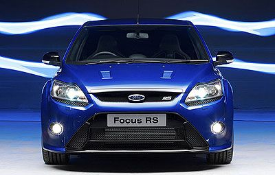 Ford mostra novo Focus RS - Exclusivo