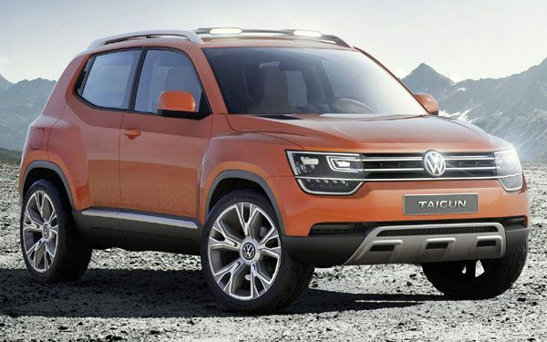 Novo Volkswagen Taigun - SUV do up! n�o tem lan�amento confirmado