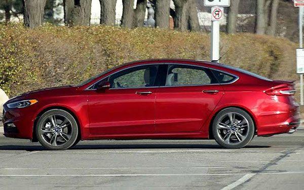 Novo Ford Fusion 2020 Imagens com facelift são divulgadas - INFOCARRO