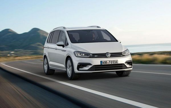 Volkswagen Touran 2016 - Fotos e especifica��es oficiais do carro