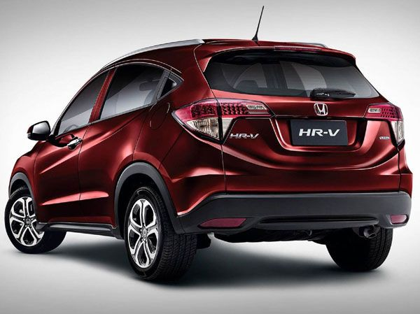 Novo Honda HR-V - Configurador on-line j� dispon�vel
