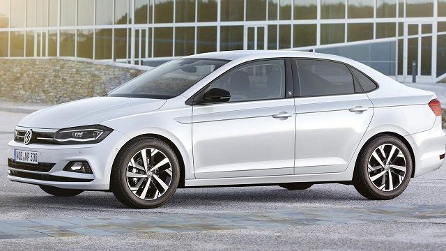 VW do Brasil confirma Virtus - (Polo Sedan) no primeiro semestre de 2018.