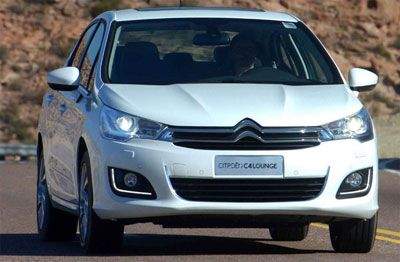 Citroen C4 Lounge Turbo - Carro ter� vers�o mais barata Tendance